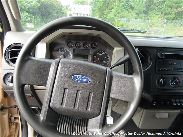 2008 Ford F-450 Super Duty XL Diesel Crew Cab Dump Bed Commercial Work - Photo 8 - Richmond, VA 23237