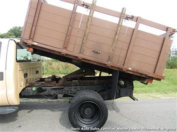 2008 Ford F-450 Super Duty XL Diesel Crew Cab Dump Bed Commercial Work - Photo 3 - Richmond, VA 23237