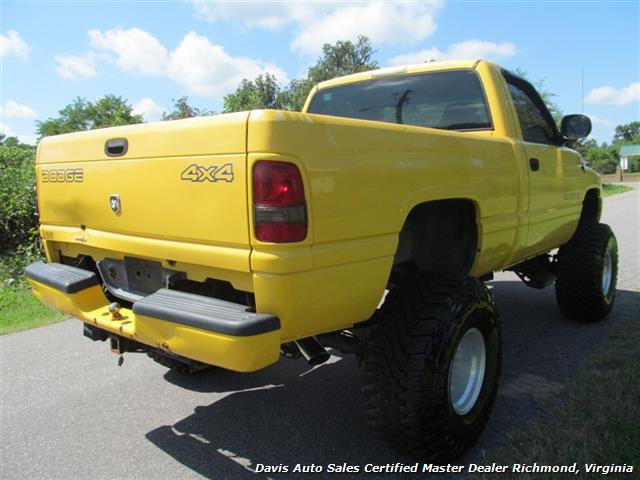 1999 Dodge Ram 1500 Lifted Sport Edition 4X4 Regular Cab - Photo 11 - Richmond, VA 23237