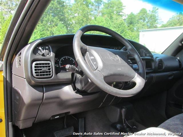 1999 Dodge Ram 1500 Lifted Sport Edition 4X4 Regular Cab - Photo 15 - Richmond, VA 23237