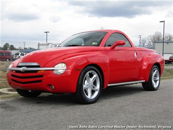 2004 Chevrolet SSR LS Limited Edition Convertible - Photo 1 - Richmond, VA 23237