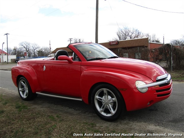 2004 Chevrolet SSR LS Limited Edition Convertible - Photo 37 - Richmond, VA 23237