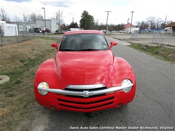 2004 Chevrolet SSR LS Limited Edition Convertible - Photo 28 - Richmond, VA 23237