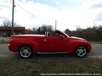2004 Chevrolet SSR LS Limited Edition Convertible - Photo 36 - Richmond, VA 23237