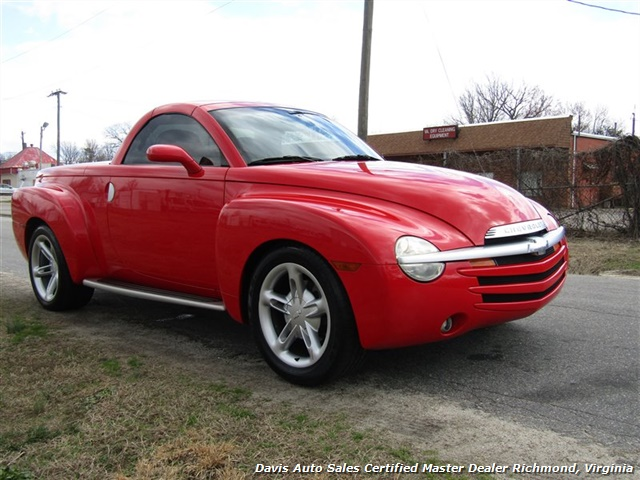 2004 Chevrolet SSR LS Limited Edition Convertible - Photo 12 - Richmond, VA 23237