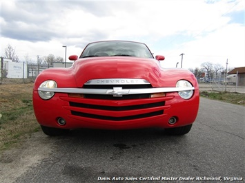 2004 Chevrolet SSR LS Limited Edition Convertible - Photo 13 - Richmond, VA 23237