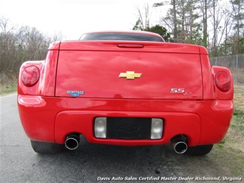 2004 Chevrolet SSR LS Limited Edition Convertible - Photo 4 - Richmond, VA 23237