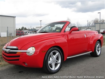 2004 Chevrolet SSR LS Limited Edition Convertible - Photo 30 - Richmond, VA 23237