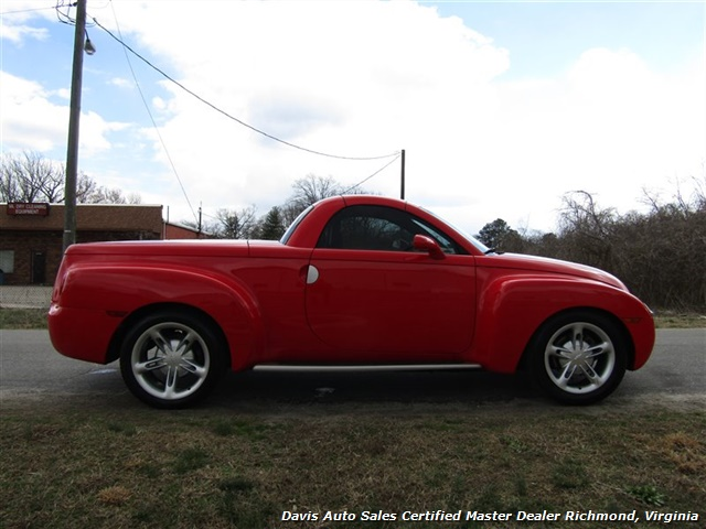 2004 Chevrolet SSR LS Limited Edition Convertible - Photo 11 - Richmond, VA 23237