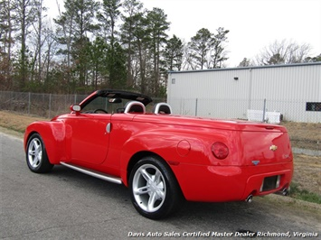 2004 Chevrolet SSR LS Limited Edition Convertible - Photo 33 - Richmond, VA 23237