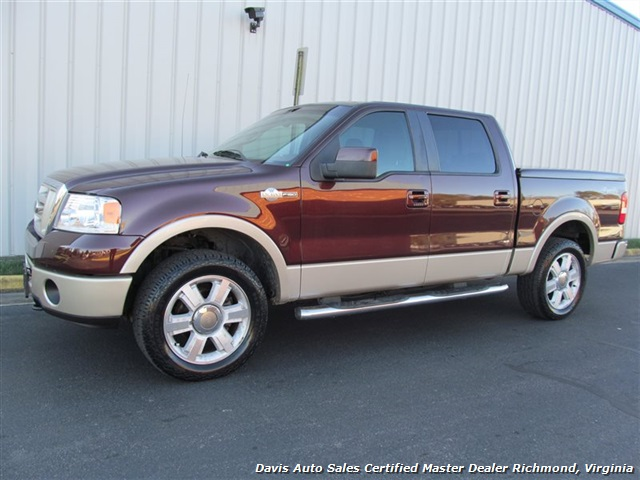 Ford F  King Ranch X Crew Cab Short Bed Photo