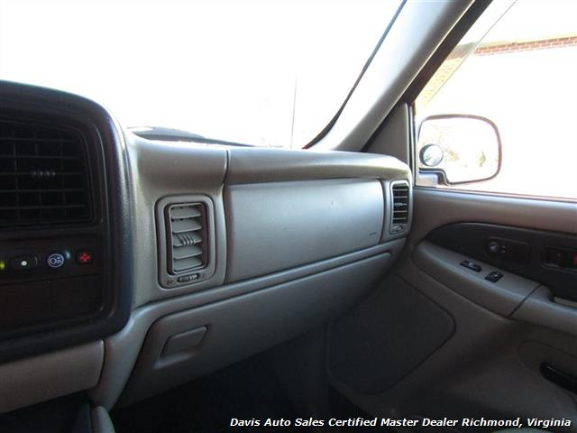 2002 Chevrolet Avalanche LT 1500 Z71 Lifted 4X4 Crew Cab Short Bed SUV - Photo 20 - Richmond, VA 23237
