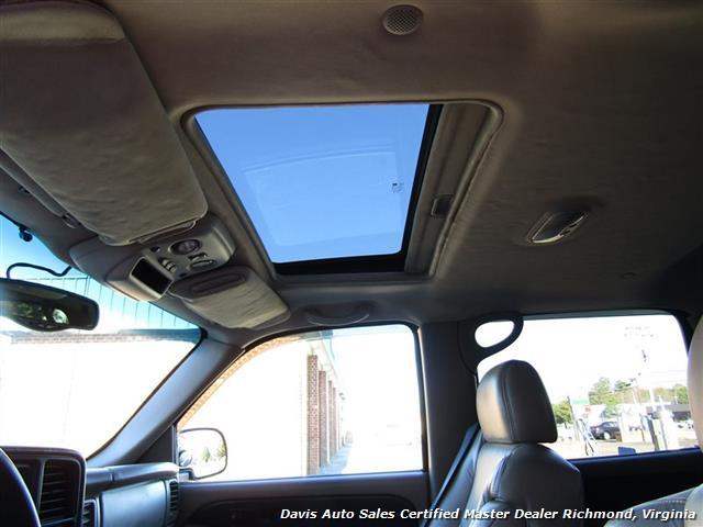 2002 Chevrolet Avalanche LT 1500 Z71 Lifted 4X4 Crew Cab Short Bed SUV - Photo 8 - Richmond, VA 23237