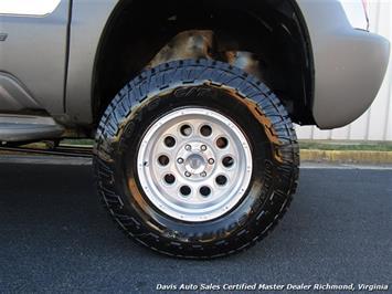 2002 Chevrolet Avalanche LT 1500 Z71 Lifted 4X4 Crew Cab Short Bed SUV - Photo 10 - Richmond, VA 23237