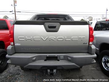 2002 Chevrolet Avalanche LT 1500 Z71 Lifted 4X4 Crew Cab Short Bed SUV - Photo 11 - Richmond, VA 23237