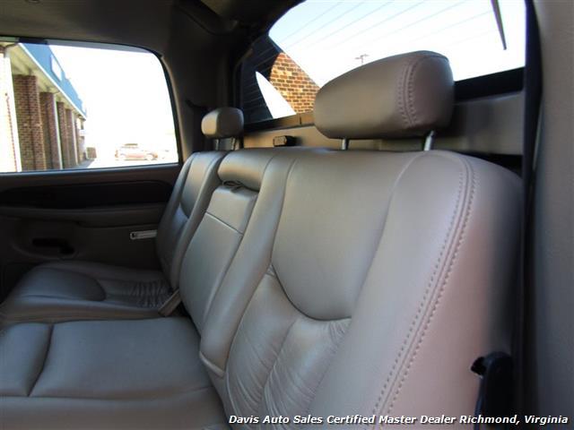 2002 Chevrolet Avalanche LT 1500 Z71 Lifted 4X4 Crew Cab Short Bed SUV - Photo 9 - Richmond, VA 23237