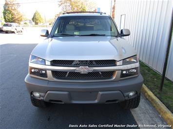 2002 Chevrolet Avalanche LT 1500 Z71 Lifted 4X4 Crew Cab Short Bed SUV - Photo 26 - Richmond, VA 23237