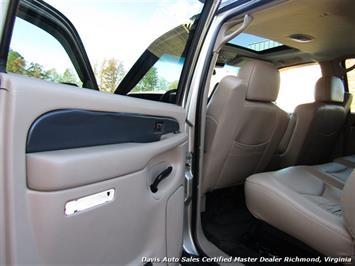 2002 Chevrolet Avalanche LT 1500 Z71 Lifted 4X4 Crew Cab Short Bed SUV - Photo 21 - Richmond, VA 23237