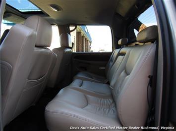 2002 Chevrolet Avalanche LT 1500 Z71 Lifted 4X4 Crew Cab Short Bed SUV - Photo 19 - Richmond, VA 23237