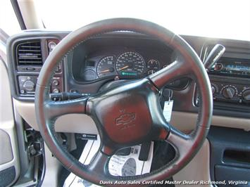 2002 Chevrolet Avalanche LT 1500 Z71 Lifted 4X4 Crew Cab Short Bed SUV - Photo 5 - Richmond, VA 23237