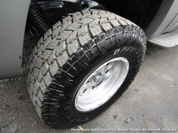 2002 Chevrolet Avalanche LT 1500 Z71 Lifted 4X4 Crew Cab Short Bed SUV - Photo 30 - Richmond, VA 23237