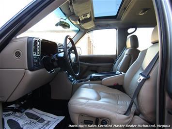 2002 Chevrolet Avalanche LT 1500 Z71 Lifted 4X4 Crew Cab Short Bed SUV - Photo 18 - Richmond, VA 23237