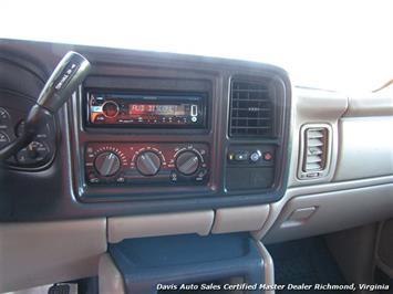 2002 Chevrolet Avalanche LT 1500 Z71 Lifted 4X4 Crew Cab Short Bed SUV - Photo 6 - Richmond, VA 23237