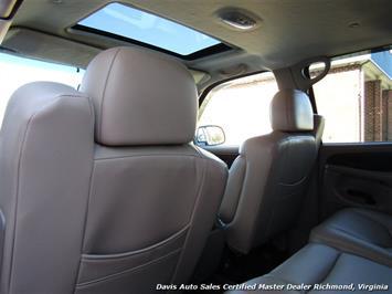 2002 Chevrolet Avalanche LT 1500 Z71 Lifted 4X4 Crew Cab Short Bed SUV - Photo 22 - Richmond, VA 23237