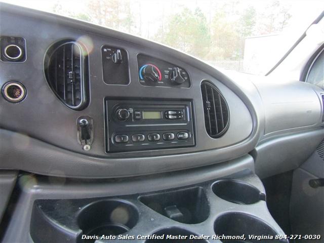 2007 Ford E-Series Van E350 Super Duty Commercial Work Box Van