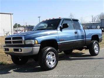 2002 Dodge Ram 2500 HD Laramie SLT 5.9 Diesel Cummins Lifted 4X4 Quad Truck