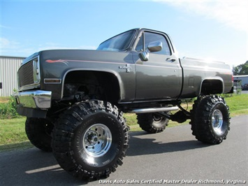 1986 Chevrolet K10 Truck