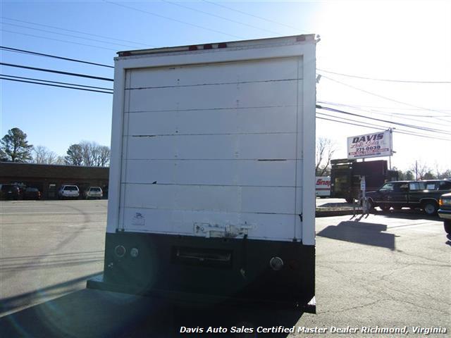 1996 Ford E-350 Econoline 14 Foot Commercial Work Box Van - Photo 4 - Richmond, VA 23237