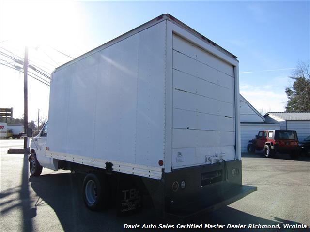 1996 Ford E-350 Econoline 14 Foot Commercial Work Box Van - Photo 5 - Richmond, VA 23237