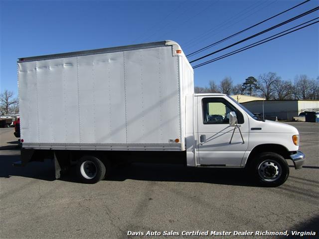 1996 Ford E-350 Econoline 14 Foot Commercial Work Box Van - Photo 3 - Richmond, VA 23237