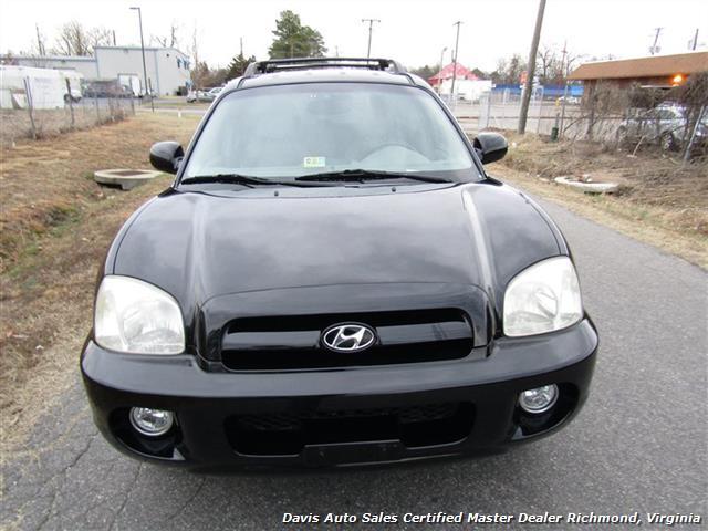 2006 Hyundai Santa Fe Limited 3.5L V6 - Photo 10 - Richmond, VA 23237