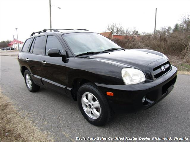 2006 Hyundai Santa Fe Limited 3.5L V6 - Photo 9 - Richmond, VA 23237