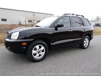 2006 Hyundai Santa Fe Limited 3.5L V6 SUV