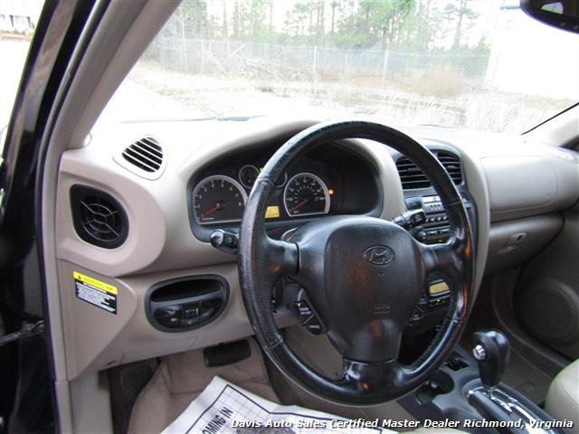 2006 Hyundai Santa Fe Limited 3.5L V6 - Photo 14 - Richmond, VA 23237
