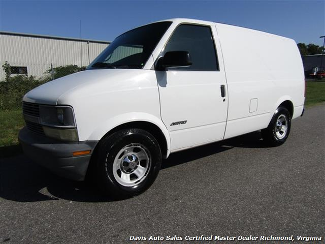 2001 Chevrolet Astro Cargo Extended Length Commerical Work - Photo 1 - Richmond, VA 23237