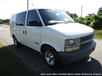 2001 Chevrolet Astro Cargo Extended Length Commerical Work - Photo 11 - Richmond, VA 23237