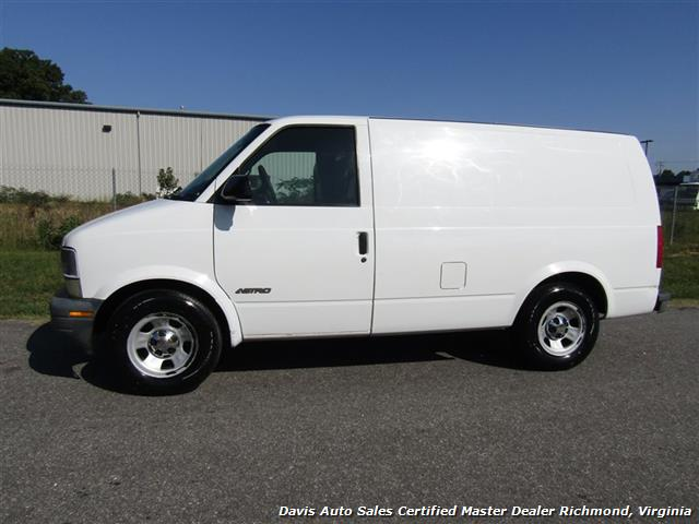 2001 Chevrolet Astro Cargo Extended Length Commerical Work - Photo 2 - Richmond, VA 23237