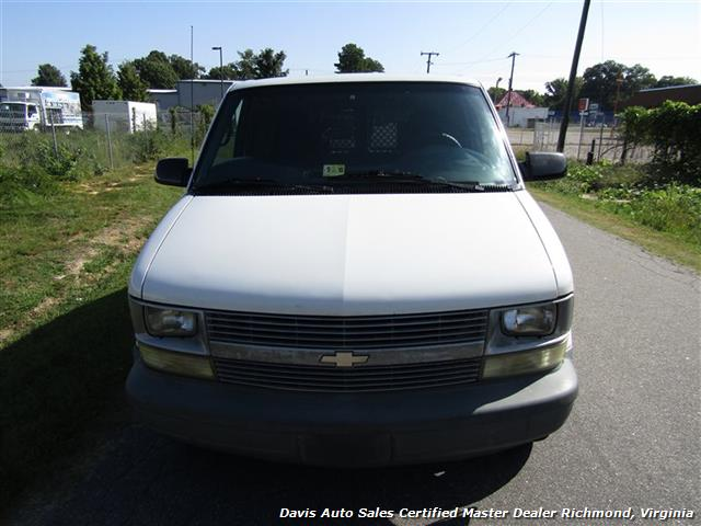 2001 Chevrolet Astro Cargo Extended Length Commerical Work - Photo 21 - Richmond, VA 23237