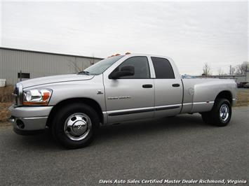 2006 Dodge Ram 3500 Crew Cab Long Bed Dually Cummins Turbo Diesel Truck