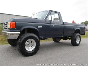 1990 Ford F-350 XL 2dr Truck