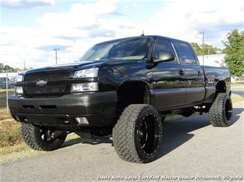 2003 Chevrolet Silverado 2500 HD LT Duramax Diesel Lifted 4X4 Crew Cab Short Bed Truck