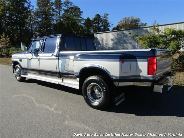1995 Ford F 350 Xlt Centurion Conversion Dually Custom