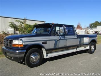 1995 Ford F-350 XLT Centurion Conversion Dually Custom Crew Cab LB Truck