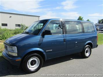 2000 GMC Safari SL Low Mileage Astro Passenger Van