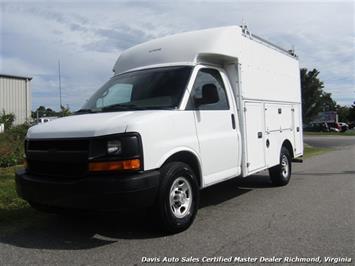 2005 Chevrolet Express G 3500 Cargo Commercial KUV Utility Work SUV