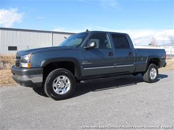 2006 Chevrolet Silverado 2500 LS Truck